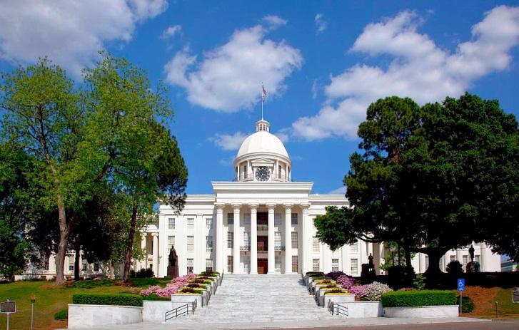 Alabama Capitol Day - April 17, 2019 - Montgomery, AL